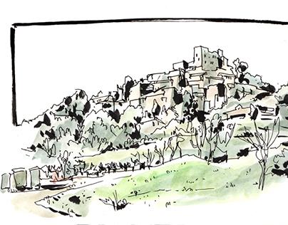 Lacoste Sketchbook