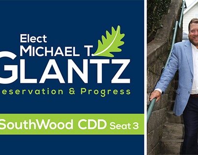 Campaign Logo and Yard Sign