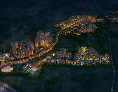 Shalimar Garden Bay, Lucknow