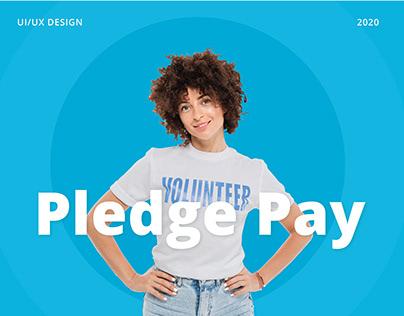 Pledge Pay Web App