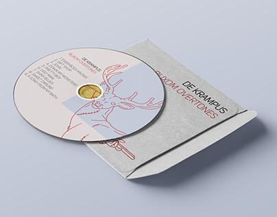 De Krampus, Album cover (May 2017)