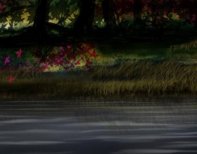 My first digital paint