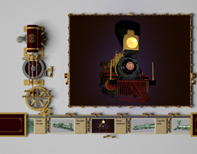 Steampunk web images gallery