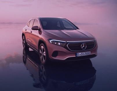 Mercedes-EQ | EQA launch campaign film
