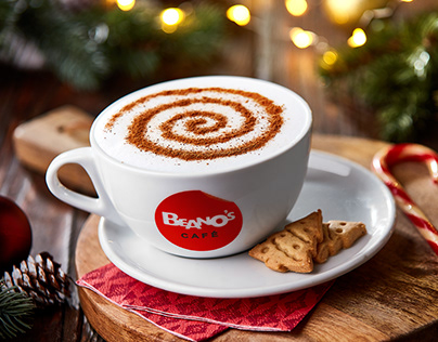Beanos Christmas Drinks