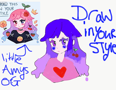 Draw in your style
