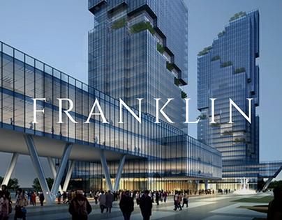 FRANKLIN-Luxury apartments website
