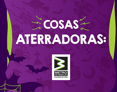 Metro - Halloween digital