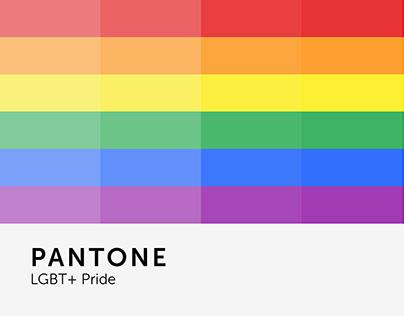 Pantones Pride