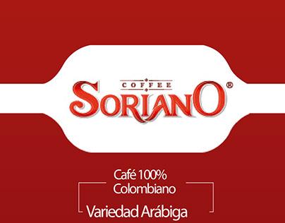 Portafolio Café Soriano