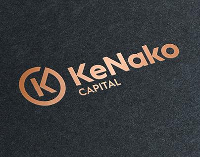 Kenako Capital: Branding & Collateral Design