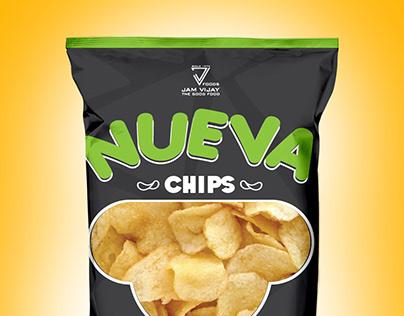 NUEVA CHIPS (Packet Designing)