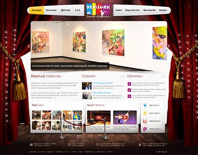web design tempalte