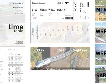 Amtrak System