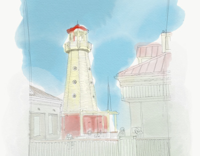 Lighthouse Japan
