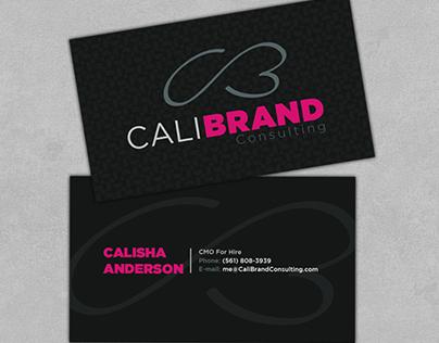 CaliBrand Consulting Rebranding