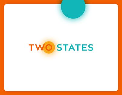 2 States - Logo Design & Packaging