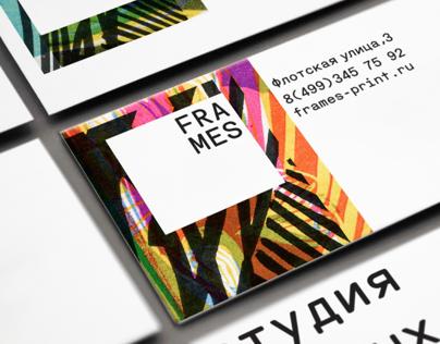 FRAMES printing studio