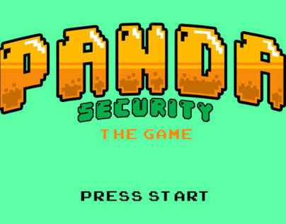 "PANDA security ""The Game"""