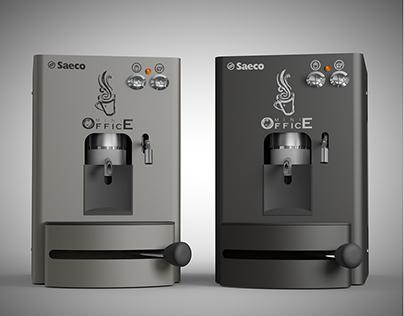 Saeco Mini Office (modeling exercise)