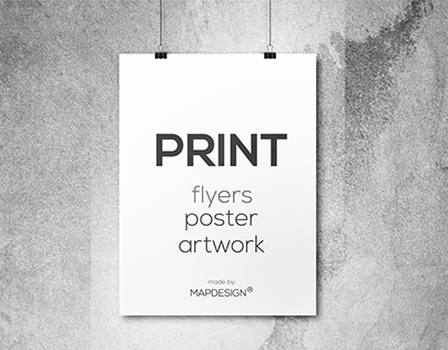 Poster & Stationary Design