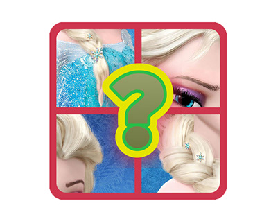 Free App game Guess the Princess and prince