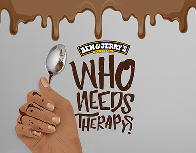 BEN & JERRY'S - WHO NEEDS THERAPY