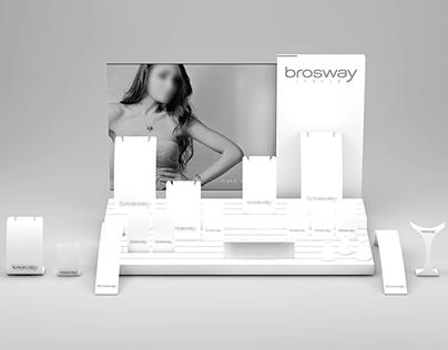 New Brosway J&W Visual Identity