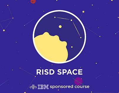 RISD Space Webapp (2018)