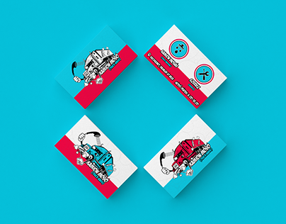 Truck Wash - Branding and print design