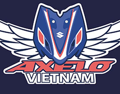 Team Axelo Logo.