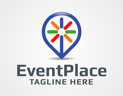 Event Place Logo Template