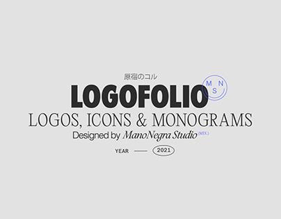 Logofolio 2021 Vol. 01