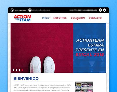 Action Team - Web Design & Wordpress Development
