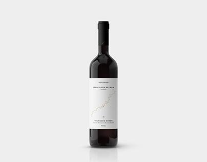 Noviomagi Wine Label