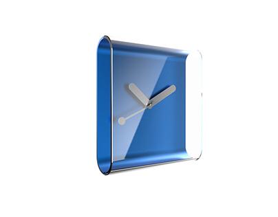 Wall Clock Slider