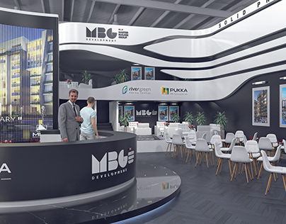 """""""MBG"""" EXHIBITION STAND 2021"""