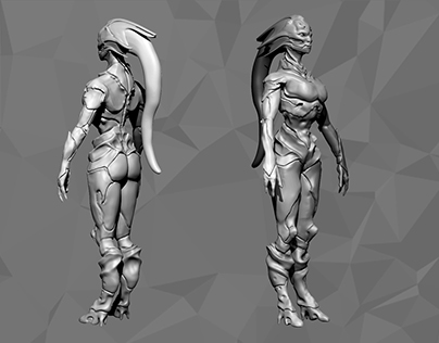 3D Creatures & Characters