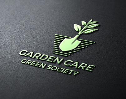 Garden Care Logo Design