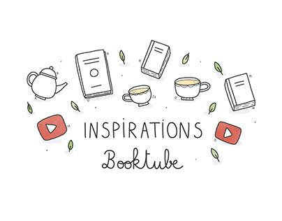 Booktube illustrations