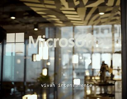 WeWork - Microsoft Video