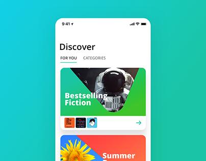 Hibooks iOS