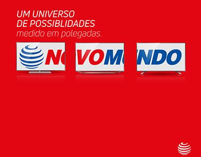 Post: Dia da Televisão Cliente: Novo Mundo