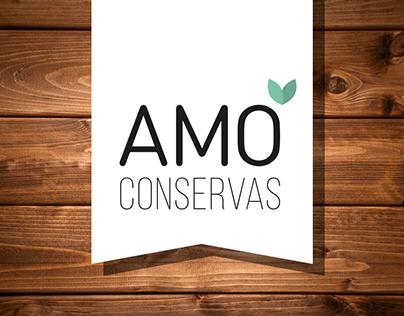 Amo Conservas Identidad corporativa /Corporate Identity
