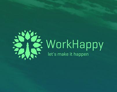 WorkHappy Logo