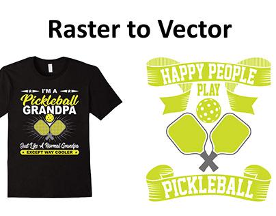 Raster To Vector Bundle