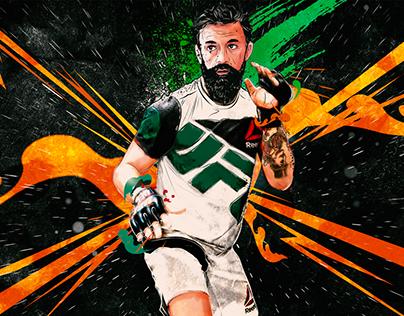 UFC/Reebok - Conor Mc Gregor