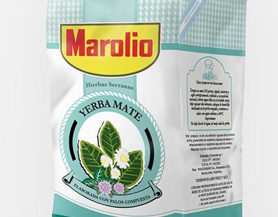 Marolio, Yerba Mate - Hierbas Serranas