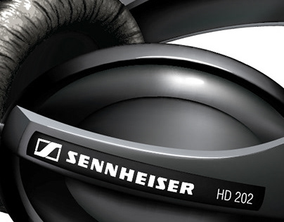 Sennheiser HD 202 Illustration