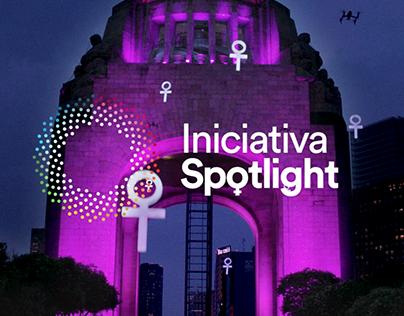 """Feminicidios"" Iniciativa Spotlight by Onu Mujeres"
